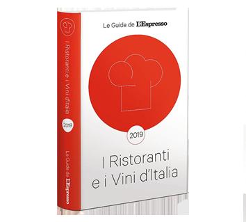 Le Guide de l'espresso – I Ristoranti d'Italia 2019