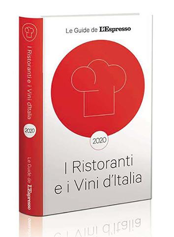Le Guide de l'espresso – I Ristoranti d'Italia 2020